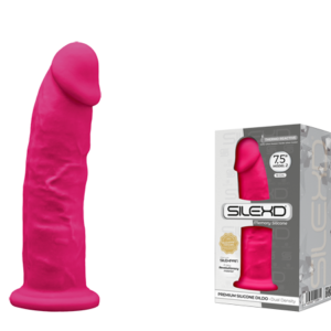 KING Premium Silikon Dildo 7,5` Rosa