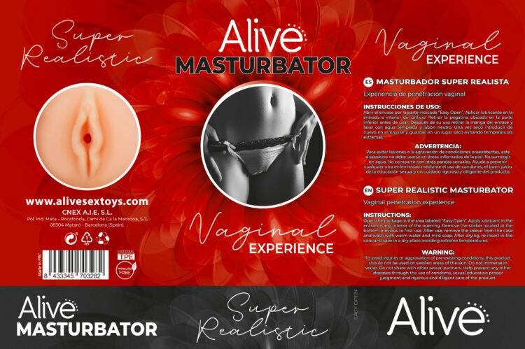 Masturbator Vaginale erfahrung für Männer